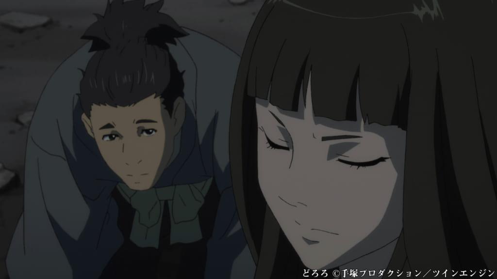どろろアニメ画像